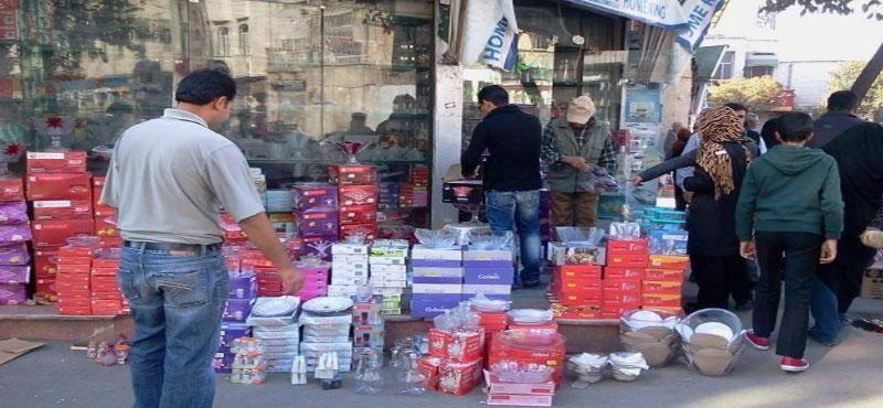 عکسهای بازار شوش تهران